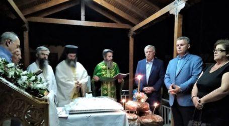 Γιορτάστηκε ο Άγιος Βησσαρίωνας σε Δίλοφο και Δοξαρά