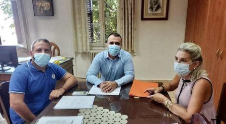 Σειρά συναντήσεων Αλ. Μεϊκόπουλου σε δομές φιλοξενίας & νοσηλείας ευπαθών ομάδων της Μαγνησίας