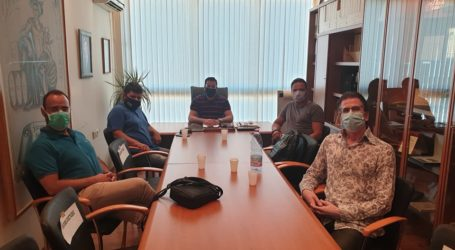 Κων. Μαραβέγιας: Στηρίζουμε τα αιτήματα των εμπόρων που παλεύουν καθημερινά να σταθούν όρθιοι