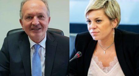 Στο επίκεντρο τα θέματα των Σωφρονιστικών Καταστημάτων της Μαγνησίας – Συνάντηση Λιούπη με τη Γ.Γ. Αντεγκληματικής Πολιτικής