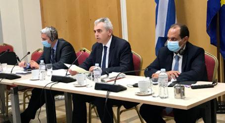 Χαρακόπουλος: Αναμένουμε από την ΕΕ πιο τολμηρή πολιτική για μεταναστευτικό
