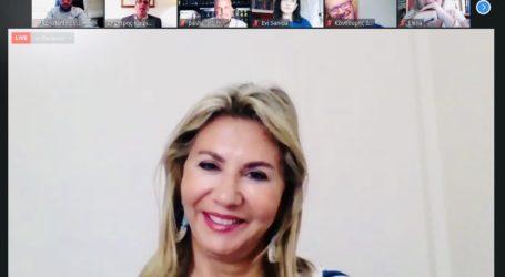 Ανοιχτή διαδικτυακή συζήτηση  Ζέττας Μακρή και Δημήτρη Καιρίδη, για την τουρκική προκλητικότητα