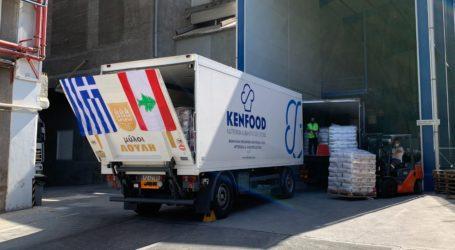 Μύλοι Λούλη: Αποστολή ανθρωπιστικής βοήθειας στον Λίβανο