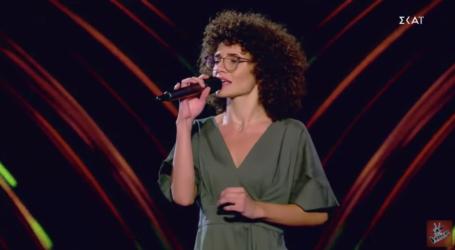 Εισιτήριο για το The Voice πήρε η Βολιώτισσα Βιργινία Δρογγούλα [βίντεο]