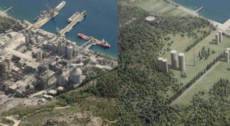 Πως θα μπορούσε να είναι η έκταση της ΑΓΕΤ, χωρίς το εργοστάσιο [εικόνα]