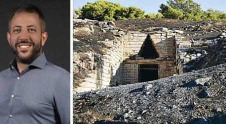 Αλ. Μεϊκόπουλος: Και στην καταστροφή των Μυκηνών η κυβέρνηση κάνει κυριολεκτικά το μαύρο, άσπρο