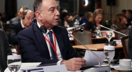 Επιστολή Χρ. Κέλλα προς την Κοινοβουλευτική Συνέλευση της Μεσογείου