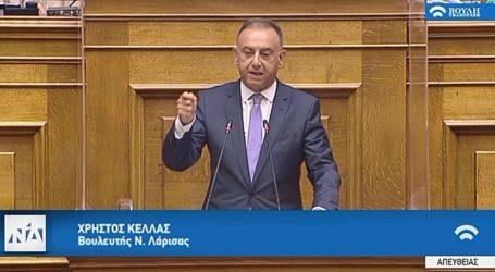 Κέλλας: «Το τουρκικό πολιτικό σύστημα να αποδεχτεί την ιστορική πραγματικότητα»