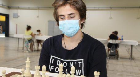 Πρωταθλητής Ελλάδας στο σκάκι ο Βολιώτης Κ. Τσαρσιταλίδης