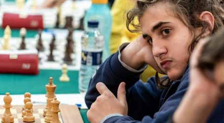 Ο Βολιώτης Κων. Τσαρσιταλίδης στο Πανευρωπαϊκό Online Σκακιστικό Πρωτάθλημα Νέων
