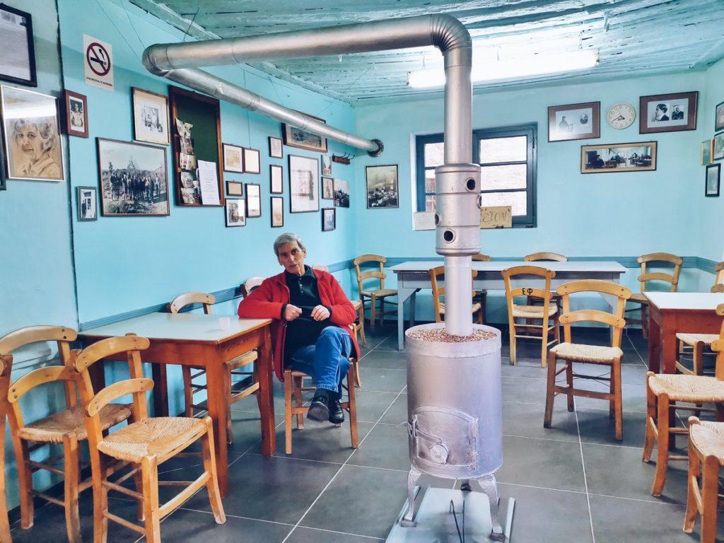 φορλίδα λαύκος πιο παλιό καφενείο της Ελλάδας καφενές νότιο πήλιο 11