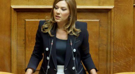 Στέλλα Μπίζιου: Στηρίζουμε έμπρακτα τους συμπολίτες μας που επλήγησαν από τη Θεομηνία – Μεριμνούμε για την επόμενη μέρα