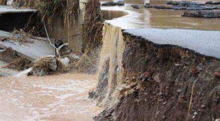 Δείτε τις απίστευτες εικόνες βιβλικής καταστροφής στα Φάρσαλα (φωτο)