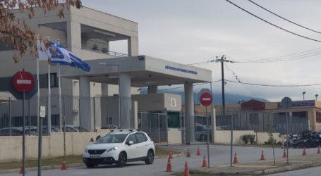 ΤΩΡΑ: Κατέρρευσε άνδρας στα κρατητήρια της Αστυνομίας Βόλου