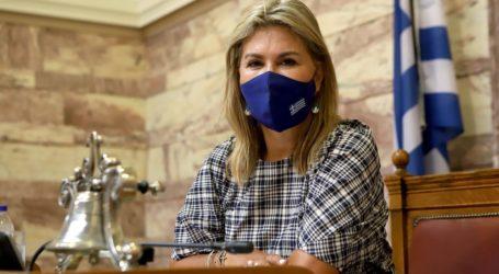 Στην Βουλή έφερε η Ζέττα Μακρή το θέμα της παράτασης της τακτοποίησης αυθαιρέτων