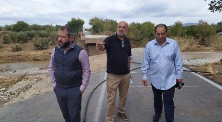 Ο Αλ. Μεϊκόπουλος για τις καταστροφές στον Αλμυρό: «Ψίχουλα» δίνει η κυβέρνηση όταν οι ζημιές στην περιοχή»