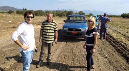 Αγώνας για την αποκατάσταση της αγροτικής οδοποιίας