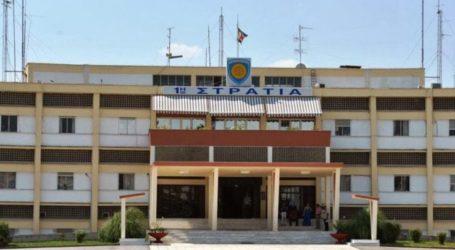 Ιχνηλατήσεις αλλά και απολυμάνσεις σε 1η Στρατιά και 404 Στρατιωτικό Νοσοκομείο Λάρισας