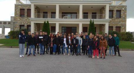 Συγχαρητήρια του ΕΠΑΛ Τυρνάβου