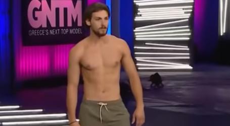 GNTM 3: Καταστηματάρχης στη Λάρισα από τα Φάρσαλα πήγε για μοντέλο και κέρασε χαλβά τους κριτές – Τι τους ξένισε πάνω του (βίντεο)