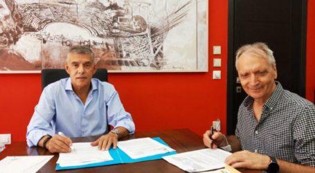 Βελτιώνει την οδική ασφάλεια στο τμήμα συνδέει τους Αγίους Αναργύρους με την επαρχιακή οδό Λάρισας – Καρδίτσας η Περιφέρεια Θεσσαλίας