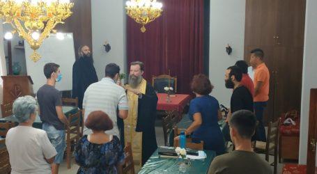 Ξεκίνημα στο Τμήμα της Σχολής Βυζαντινής Μουσικής στην Αγριά