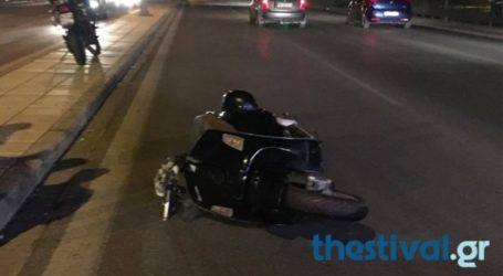 Νεκρός σε τροχαίο 65χρονος οδηγός μηχανής