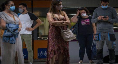 Έντονη ανησυχία για την έκρηξηκρουσμάτων στη Μαδρίτη