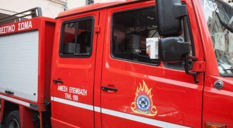 Ένα άτομο αναζητούν οι αρχές για τη φωτιά στο Ηράκλειο