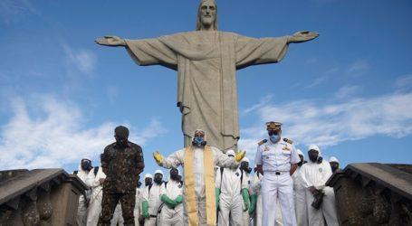 Βραζιλία: Τα 4 εκαττομύρια πλησιάζουν τα κρούσματα