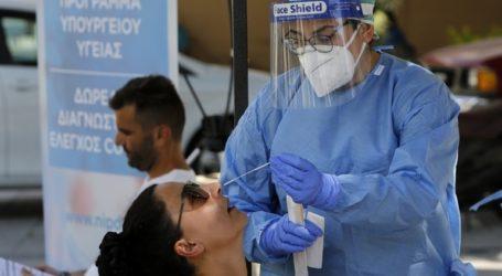 Πέντε νέα κρούσματα κορωνοϊού ανακοίνωσε το υπουργείου Υγείας