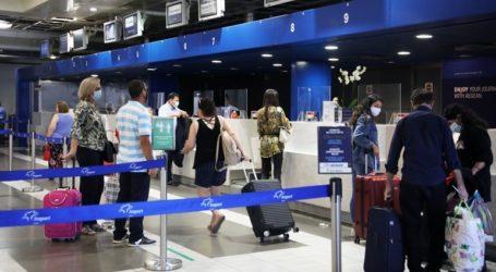 Μόνο με αρνητικό τεστ Covid-19 θα εισέρχονται ταξιδιώτες από Ρωσία στην Ελλάδα