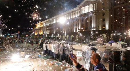 Βία και ένταση στις διαδηλώσεις κατά του πρωθυπουργού Μπορίσοφ στη Βουλγαρία