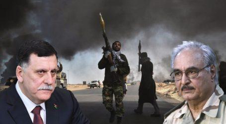 Κατάφωρη παραβίαση του εμπάργκο όπλων στη Λιβύη υπέρ Σάρατζ και Χαφτάρ