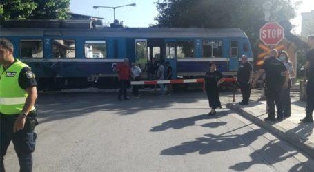 Άγιο είχε ηλικιωμένη που παρασύρθηκε από τρένο στα Τρίκαλα