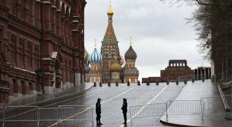 Σχεδόν 5.000 κρούσματα κορωνοϊού σε 24 ώρες στη Ρωσία