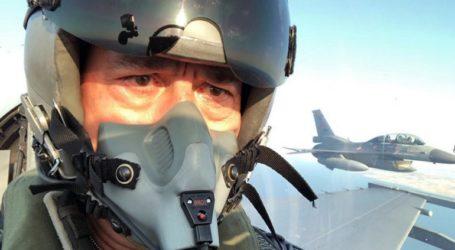 Σόου Ακάρ μέσα σε F-16 με νέες απειλές κατά… Γαλλίας και ΗΠΑ!