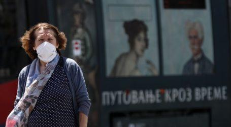Μείωση των νέων κρουσμάτων στη Σερβία
