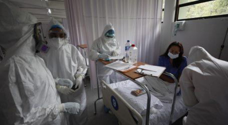 513 νέοι θάνατοι το τελευταίο 24ωρο στο Μεξικό