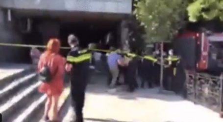 Έκρηξη στην Τιφλίδα – Πληροφορίες για έναν νεκρό και πολλούς τραυματίες