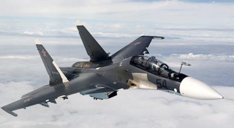 Οκτώ ρωσικά μαχητικά αναχαίτισαν τρία αμερικανικά βομβαρδιστικά B-52 στον εναέριο χώρο της Μαύρης Θάλασσας