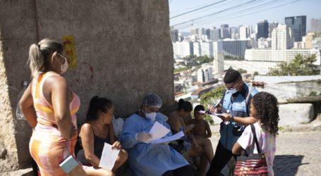 Ξεπέρασαν τους 125.000 οι νεκροί στη Βραζιλία