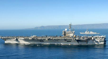 Εντοπίστηκαν κρούσματα κορωνοϊού σε ναύτες του αεροπλανοφόρου USS Ronald Reagan