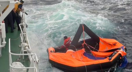 Ο τυφώνας Χάισεν δυσχεραίνει τις επιχειρήσεις εντοπισμού ναυαγών στην Ανατολική Σινική θάλασσα