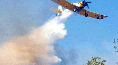Κεφαλονιά: Σε ύφεση η πυρκαγιά