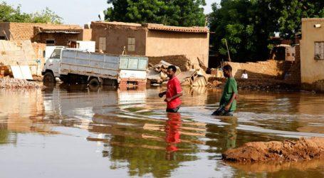 Σε κατάσταση έκτακτης ανάγκης για τρεις μήνες λόγω των καταστροφικών πλημμυρών