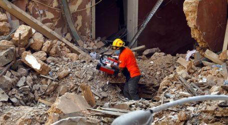 """Λίβανος; """"Πολύ μικρές"""" πιθανότητες να βρεθεί επιζών ένα μήνα μετά τη έκρηξη της Βηρυτού"""