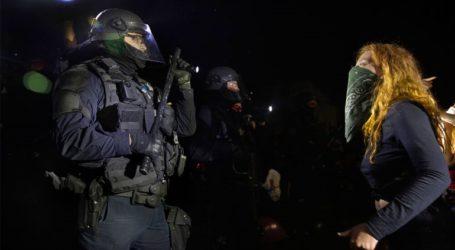 ΗΠΑ: Εκτός ελέγχου η κατάσταση στο Πόρτλαντ