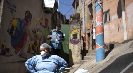 682 νέοι θάνατοι το τελευταίο 24ωρο στη Βραζιλία