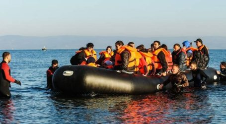 Ολοκληρώθηκε η επιχείρηση ρυμούλκησης σκάφους που μετέφερε μετανάστες